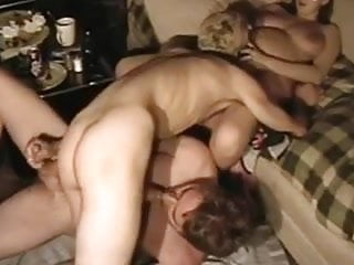 Amateur - MMF Homemade Bareback Bisex Threesome