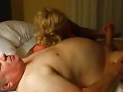 mom suck big dad's big dick