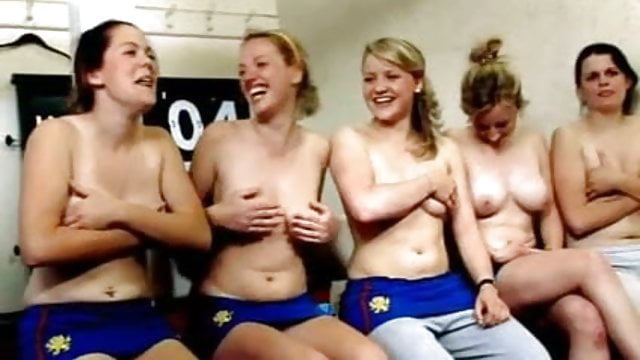 Think, that naked girl playing hockey all?