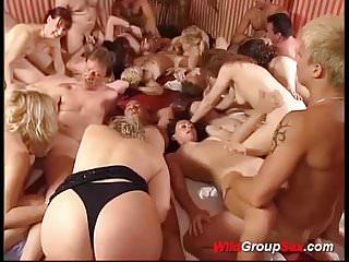 Download video bokep extreme wild german groupsex orgy Mp4 terbaru
