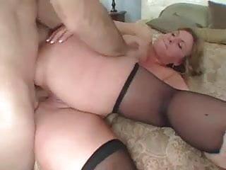 Stunning summer phat mature anal