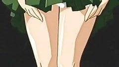 ff Anime Caning Scene