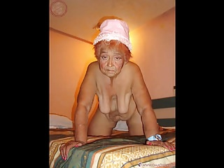 OmaGeiL Hot amateur granny pictures compilation