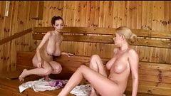 big boobs lesbian