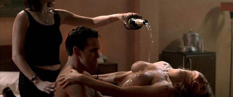 Video denise scene richards nude you tell