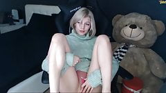 Beautiful and Sexy Russian Girl on Webcam 3