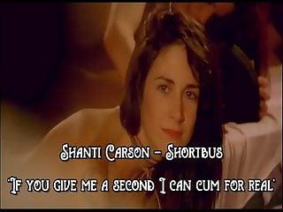 Shanti Carson - Shortbus - 'I can cum for real'