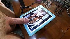 Tribute No. 2 To lj xo (Leah Jane) nail of view 1