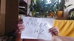 GHZ - dumme Schwuchtel Exposed for Master-