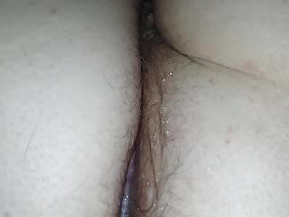 My wife ass After fuck