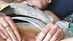 Rough pussy orgasm