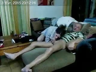 Laptop Cam - Pussy Lick, BJ, Doggy