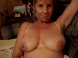 Diana's tits and clit