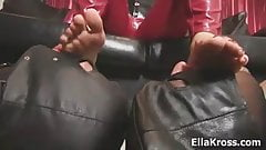 Ella Kross:Worship and Trampling