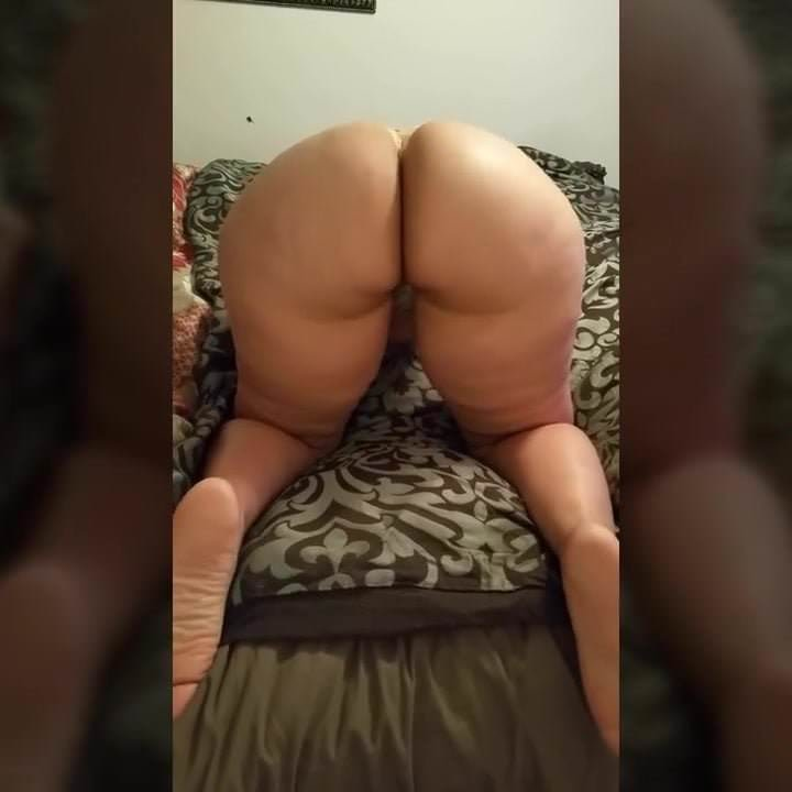 Fours all bbw on ass