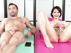 OWC - Orgasm World Championship: Ariel (Lilit A) vs Pleasure