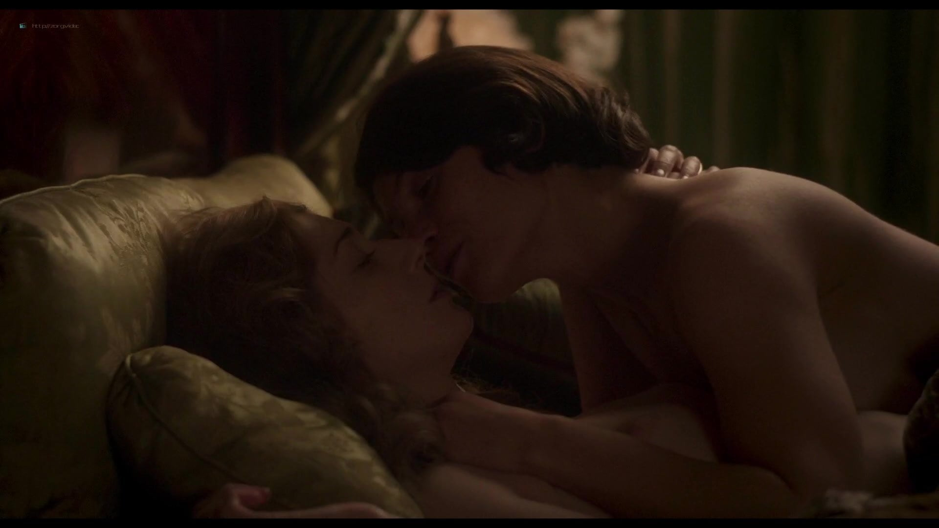 Gemma Arterton Sex Scene gemma arterton and elizabeth debicki - ''vita & virgina''