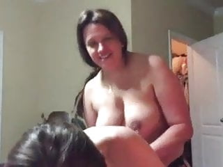 Family Threesome With Mom Dad And His Baby Girl