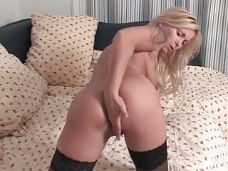 Sexy mature goes solo