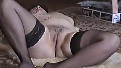 My hungaryan wife pussy with dildos