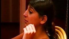 Maya Ababadjani will be pierced in the navel