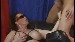 Kira Red - Big Tits MILF Latex Anal
