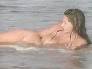Super Petra Verkaik On The Beach