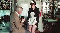 Grandad wanks over the maid befire she sucks him dry