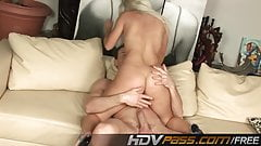 Cute Blonde Nesty Fucked By Lover