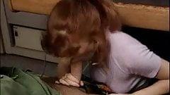 Beautiful redhead - Fovea