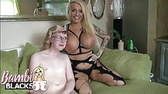 GEEK BOY CREAMPIES ME