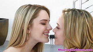 Lesbian girlfriend sixtynining dyke babe