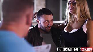 DigitalPlayground - Night Out At Taterz Vanessa Decker Luke