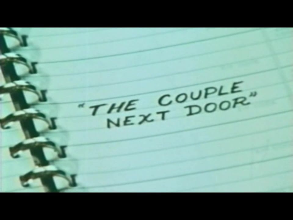 (((THEATRiCAL TRAiLER))) – The Couple Subsequent Door (1971) – MKX