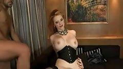 Woman Having Double Pleasure