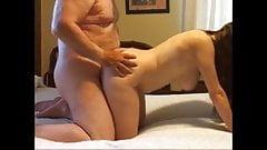 Nude older women in boots