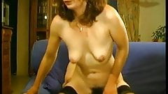 French Hairy Milf Fucked and Analized