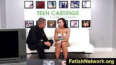 FetishNetwork Adrian Maya couch fucking