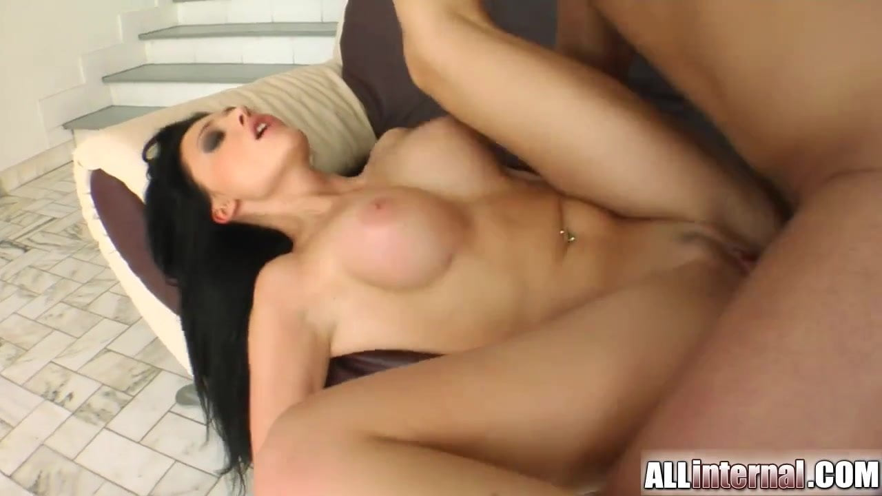 Oily hot asian chick