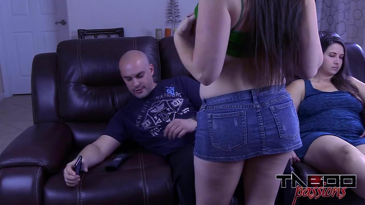 Daddy Rough Fucks Daughter