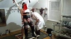Jeanne Visits Nurse Samantha