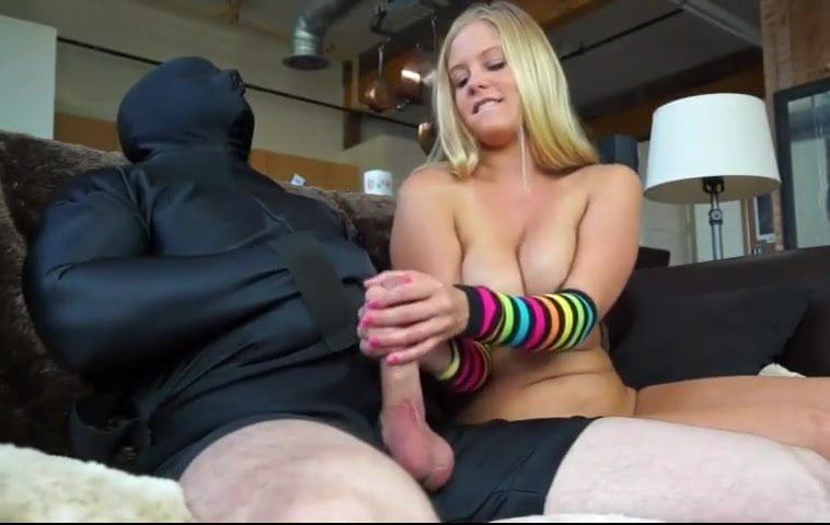 Rebeccas office pov blowjob