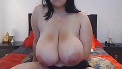Busty BBW on Webcam