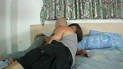 Bald Guy nails Ladyboy