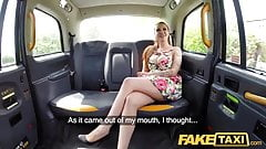 Fake Taxi Busty sexy redhead loves rough backseat fucking in's Thumb