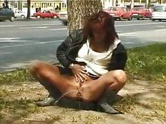 Pee in Public