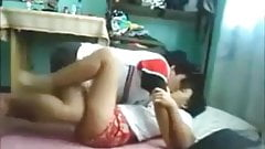 Thai teens fun