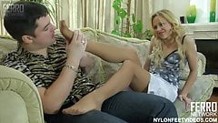 Ferro Network - Nylon Feet Videos - Blanch and Adam 720p