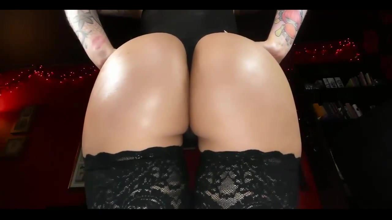Violet Doll Ass Worship