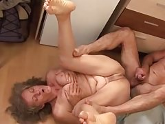 German omas fucked hard